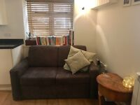 John Lewis Siesta sofabed nearly new
