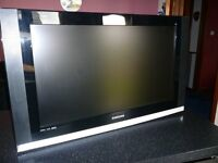 Samsung 32inch LCD Flat Screen Freeview Digital TV