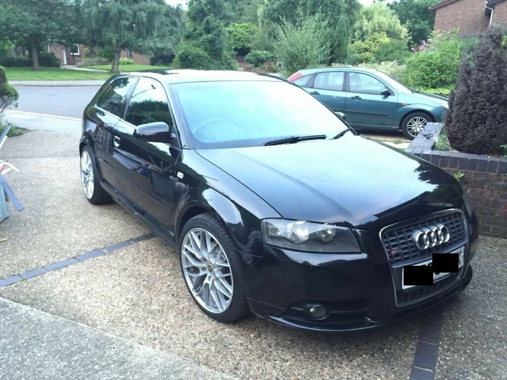 audi a3 2006 s line for sale in east croydon london. Black Bedroom Furniture Sets. Home Design Ideas