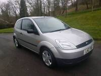 Ford fiesta 1.2 petrol full mot cheap insurance