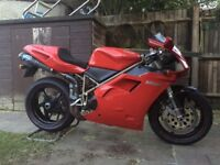 For Sale - Stunning Ducati 748 1998