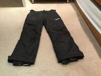 Ladies campri ski pants