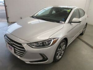2017 Hyundai Elantra GLS! B-UP CAM! ALLOYS! SUNROOF! HEATED SEAT