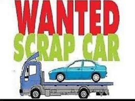 Cash for scrap cars in 1 hour- FREE COLLECTION