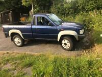 Tata 4x4 pick up 57k