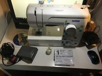 Brother LS14 as new sewing machine