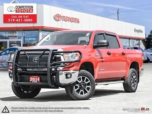 2014 Toyota Tundra Limited 5.7L V8 One Owner, No Accidents, T...