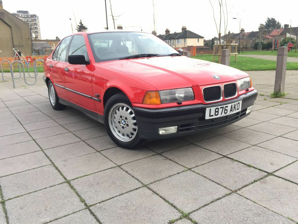 BMW 325I SE MANUAL E36 1993 CLASSIC CAR 24 YERS OLD