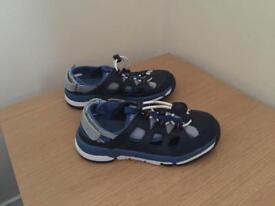Boy sandals size 11