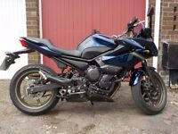 YAMAHA XJ6S DIVERSION. FULL MOT, JUST SERVICED! HEATED GRIPS, LOVELY CONDITION, FSH!