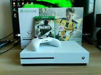 Xbox S 1TB with 5 games