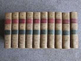 1876 Antique Chambers Encyclopedia - complete, mint, 142 years old