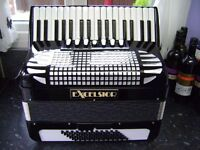 EXCELSIOR 72 BASS ACCORDION