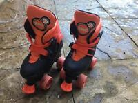 Boys roller boots size 13-2