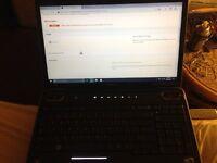 laptop for sale Toshiba satellite A505