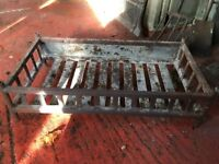 Forged Metal Fire Basket