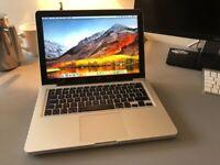 Macbook Pro 13 inch late 2011 - 2012 laptop Intel 2.4ghz Core i5 processor