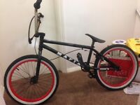 BMX bycicle for sale or swap