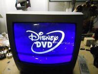Portable tv/dvd player