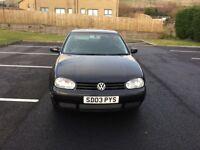 Volkswagen Golf 1.6lt SE