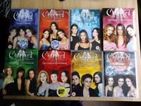 Charmed DVD box sets - series 1-8