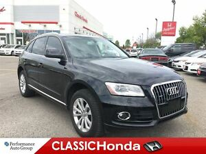 2013 Audi Q5 PREMIUM | LEATHER | PANO ROOF | CLEAN CARPROOF |
