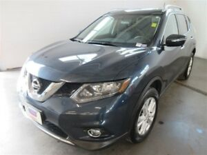 2015 Nissan Rogue SV! AWD! BACKUP! ALLOYS! SUNROOF! HEATED SEATS