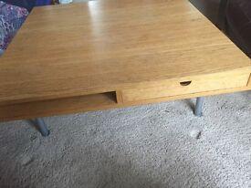 Ikea Tofteryd oak Coffe table