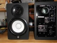 FOR SALE: Pair of Yamaha HS5 Powered Speaker System