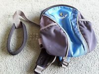 Little Life Blue Back Pack Reins,Great Condition