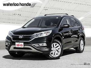 2015 Honda CR-V EX Back Up Camera, AWD, Heated Seats and more!