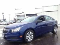 2012 Chevrolet Cruze LS, Trade-In, Save @ Rallye !