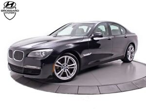 2012 BMW 750i xDrive M PACKAGE GPS MAGS TOIT