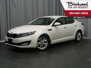 2013 Kia Optima EX Turbo *LEATHER SEATS/ HEATED SEATS/ 2.0L TURB