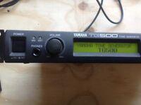 Yamaha TG500 Tone Generator