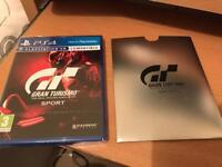 Gran Turismo Sport: Limited Edition (PS4)