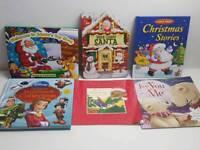 Christmas story book bundle