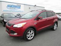 2013 Ford Escape SEL AWD INT. EN CUIR