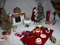 DOLLS HOUSE CHRISTMAS - GIVE YOU DOLLS HOUSE A TREAT THIS CHRISTMAS.