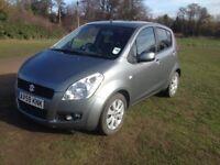 2009 - 59 reg. SUZUKI SPLASH 1.0 GLS 38,000 miles, Full MOT, £30 Tax