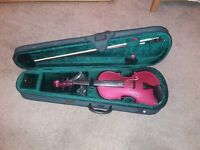 Stentor Student Full Size Violin With Electric Pickup