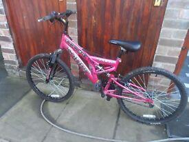 Sabre ladies bike