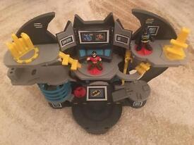 IMAGINEXT DC Super Friends Batcave