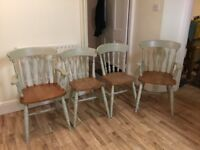 Carvers chairs