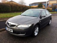 Mazda6 147 2.0 TS, MOT May 2017, Part Service History, LOW 70k MILEAGE, Does run and drive superb!