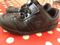 Boys Clark's shoes size 12 1/2 G