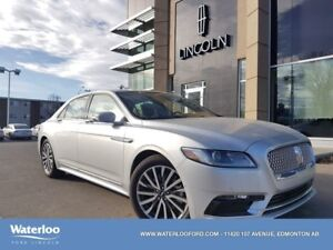2017 Lincoln Continental Select | Heated Seats | 360 Camera | Re