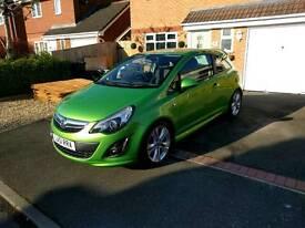 Vauxhall Corsa 1.7CDTI SE Fully Loaded