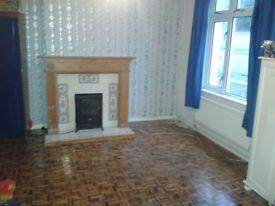 2 bedroom ground floor flat to let