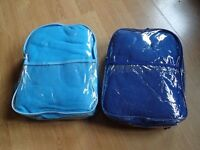 Junior all in one bed/sleeping bag + 2 fleece sleeping bags